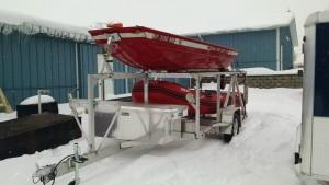 New boat trailer 2/2015