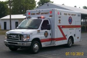 2010 E350 Ford/Marque BLS Ambulance
